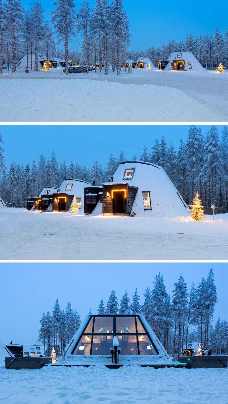 طراحی هتل مدرن