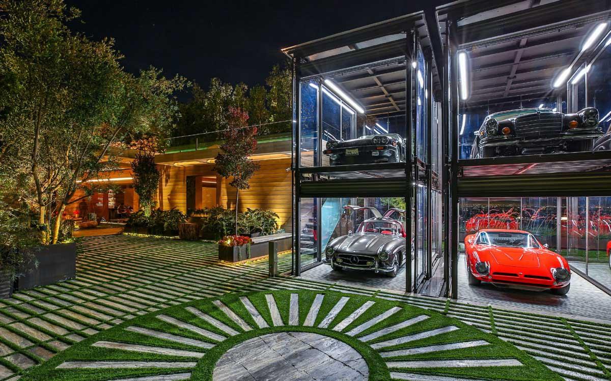 طراحی پارکینگ طبقاتی