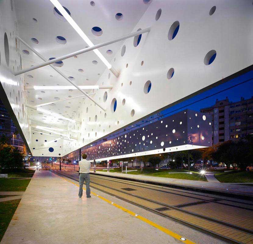 حمل و نقل در معماری