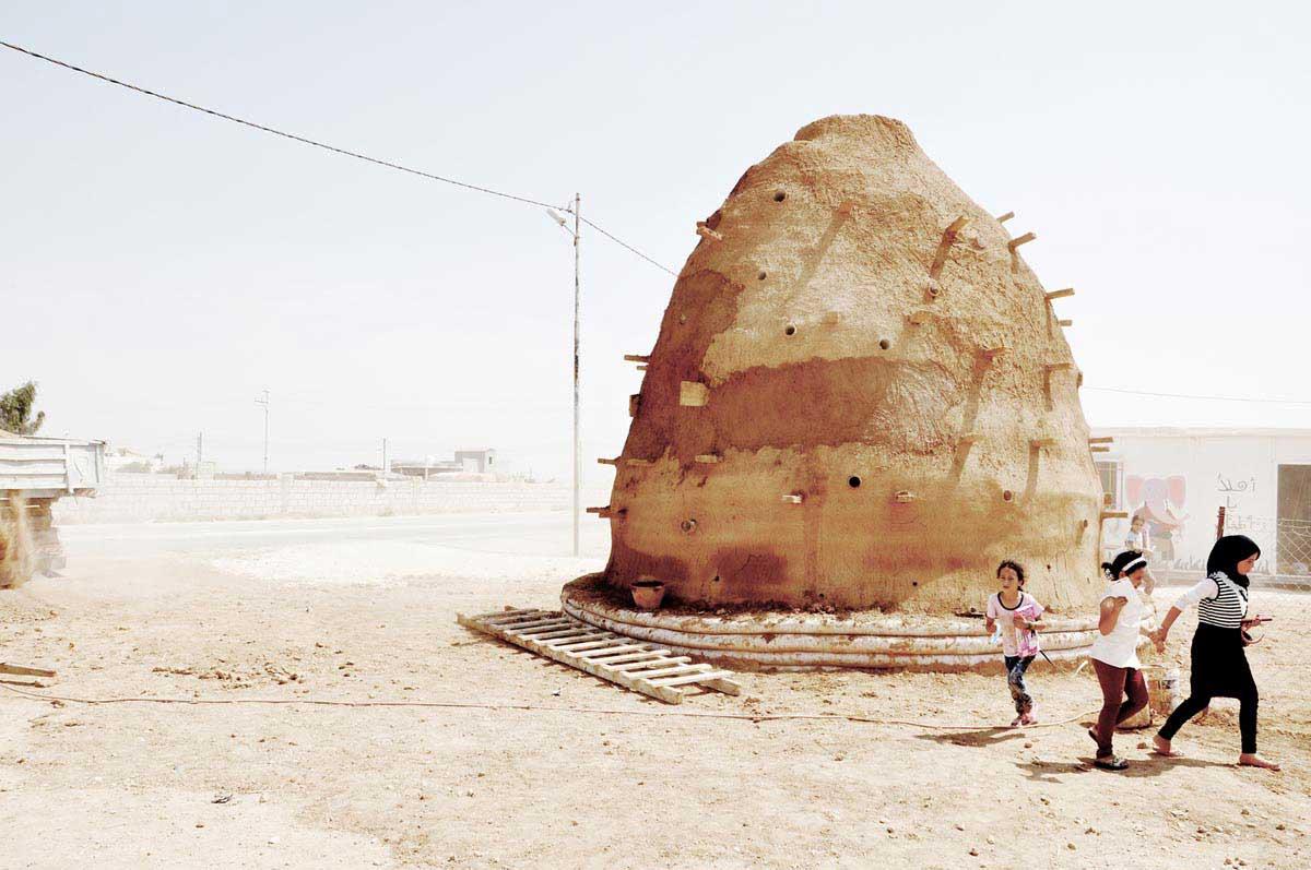 معماری در خاورمیانه