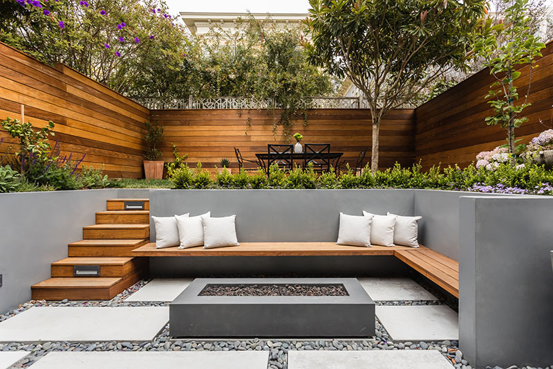 طراحی فضای سبز خانه