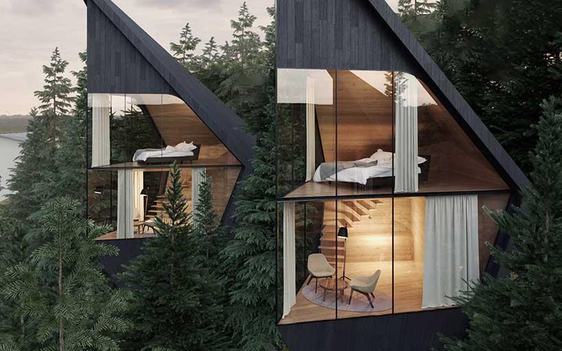طراحی هتل بوتیک