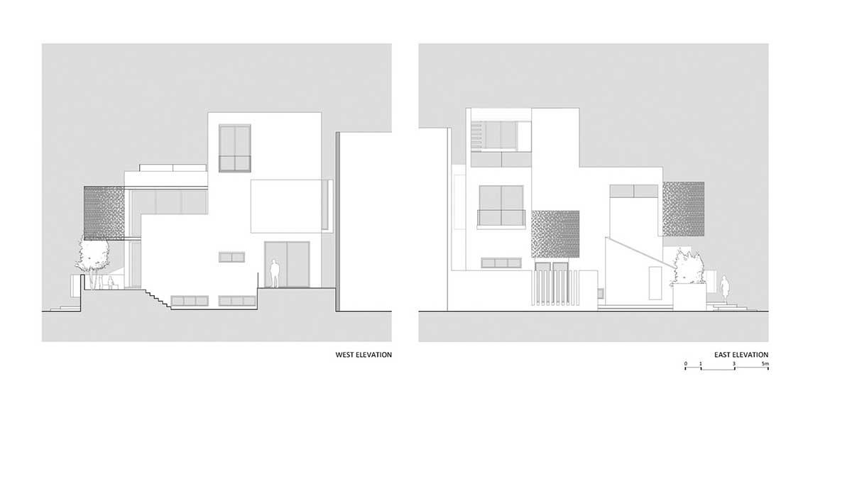 طراحی ویلای مسکونی