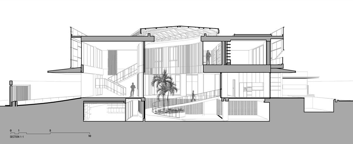 طراحی داخلی خانه مدرن و مینیمال