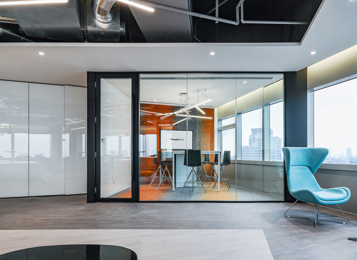 طراحی داخلی دفترکار