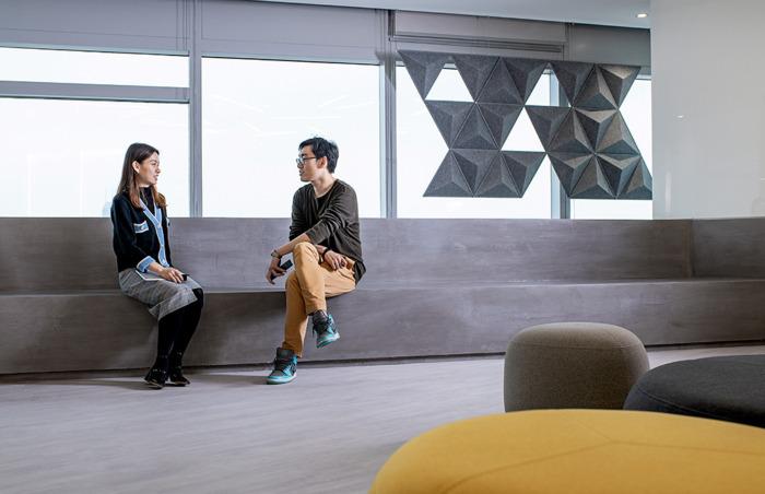 طراحی داخلی شرکت it