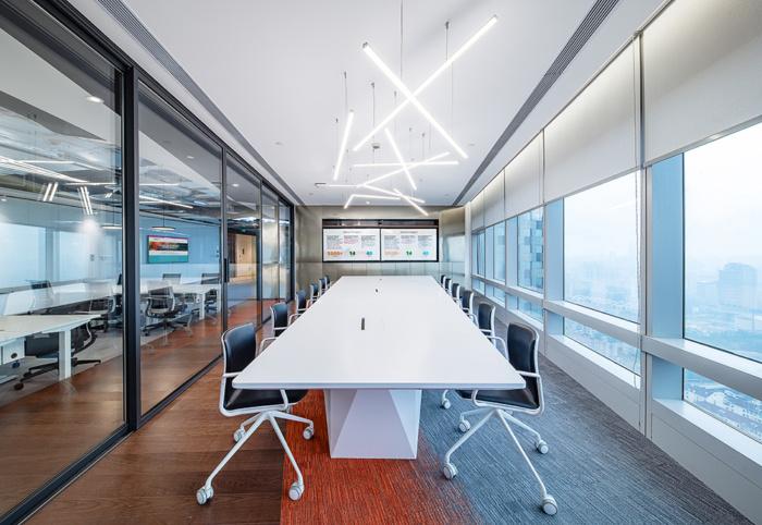 طراحی اتاق جلسه