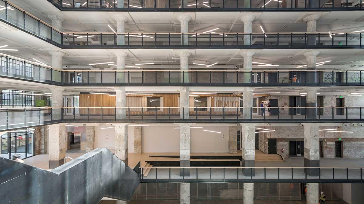برندگان مسابقه بازسازی جایزه معماری 2018