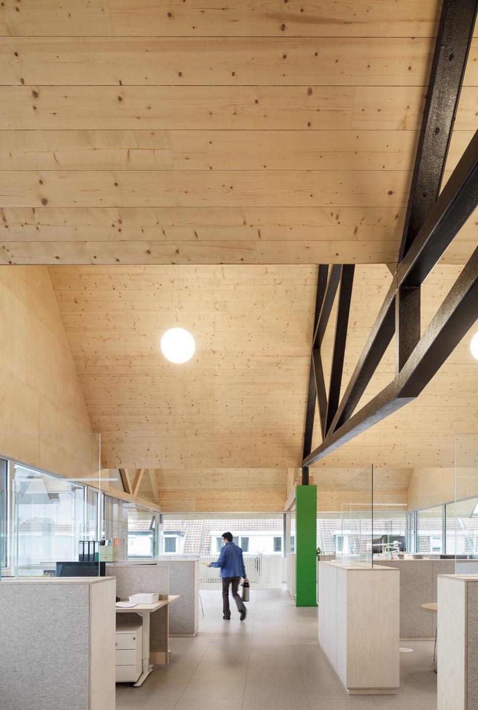 طراحی داخلی کارخانه