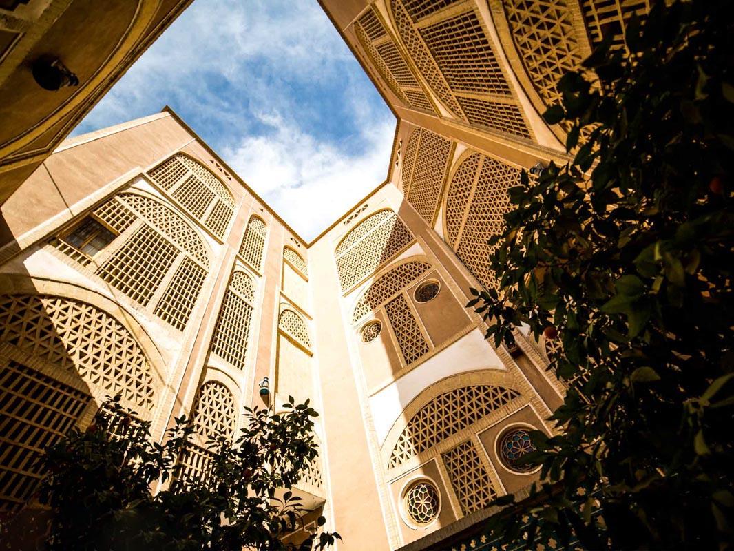 هتل مشیر الممالک