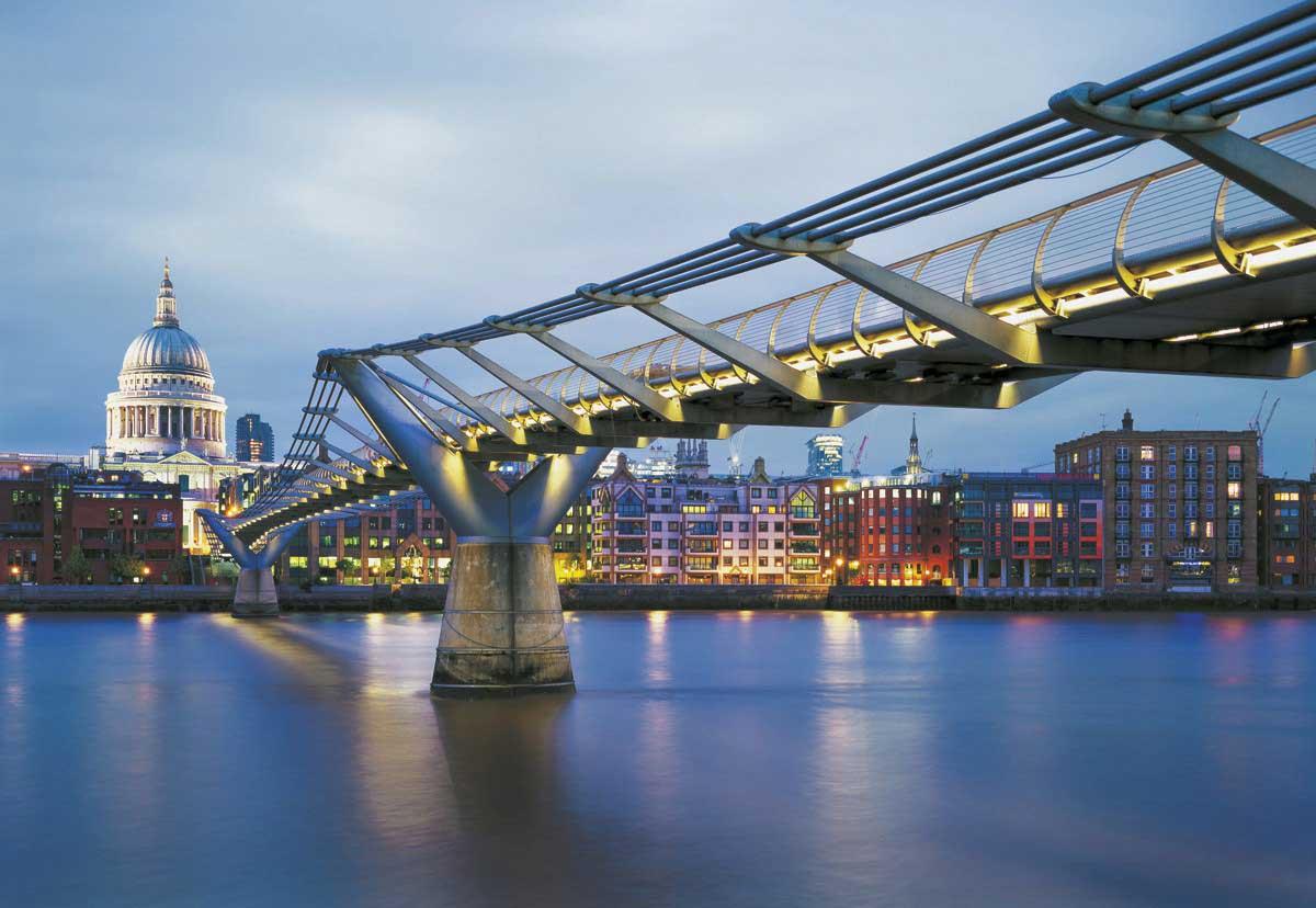 پل هزاره لندن