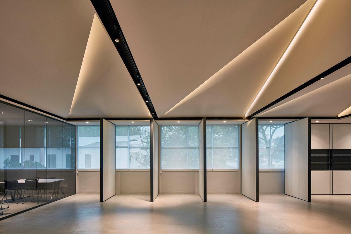 طراحی داخلی یک واحد اداری