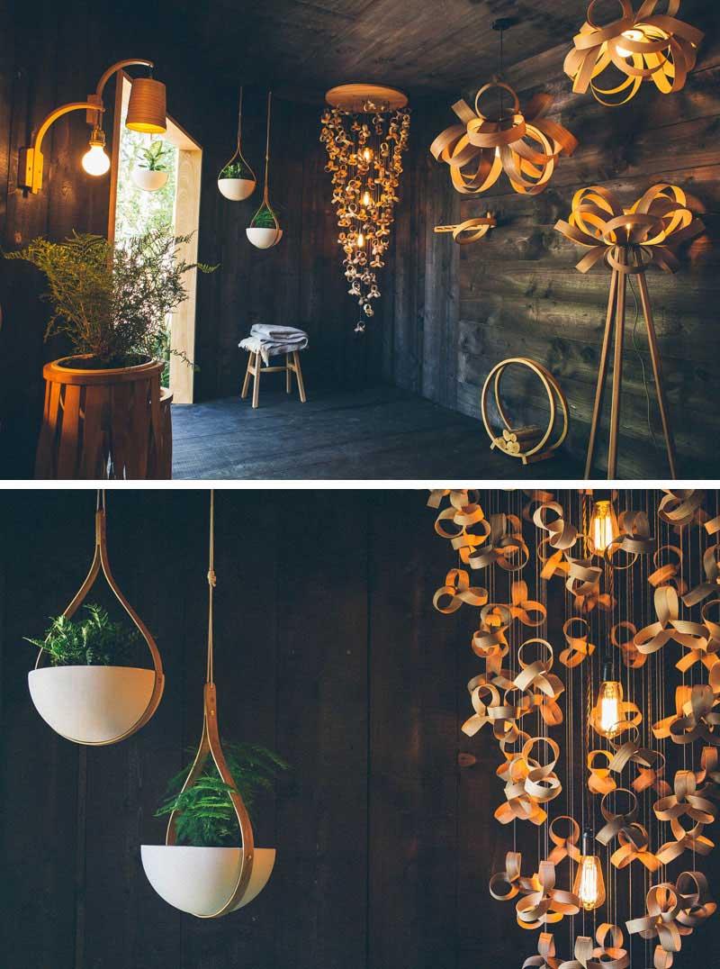 طراحی محوطه نمایشگاه گل و گیاه