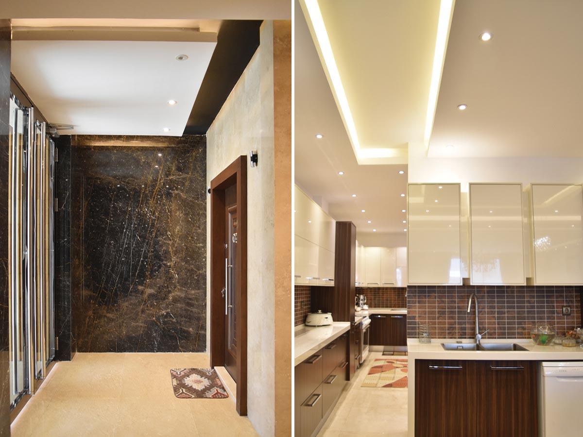 طراحی خانه خرند اصفهان