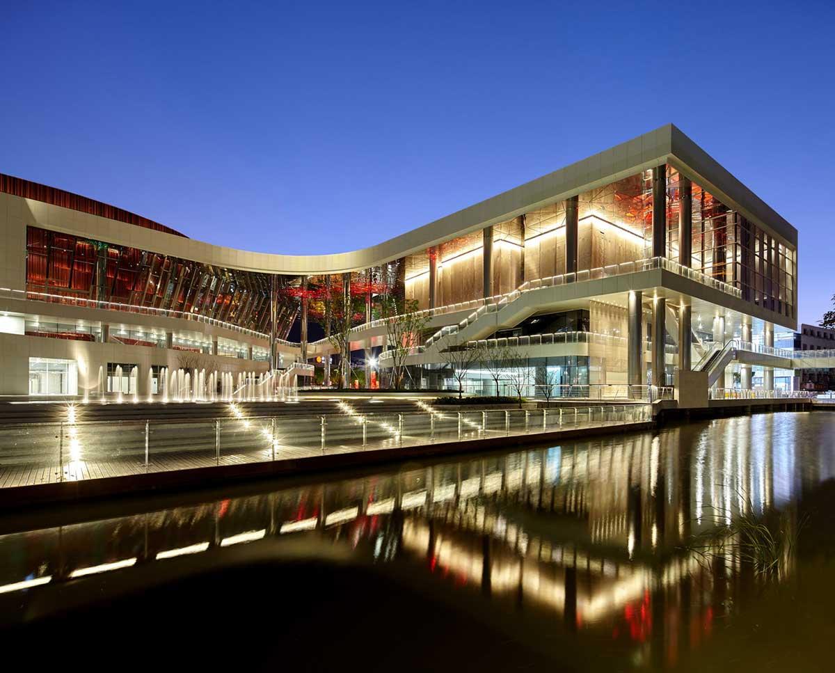 طراحی تئاتر بزرگ