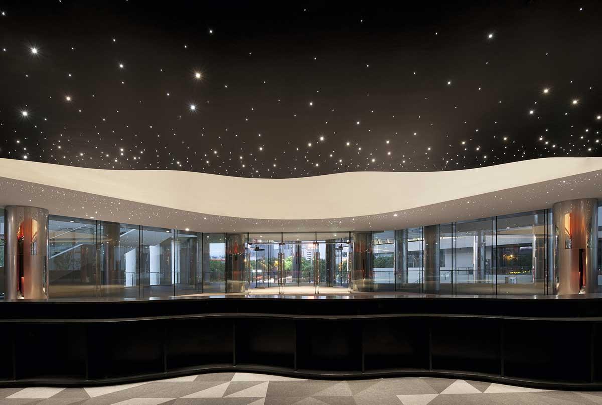 طراحی داخلی تئاتر