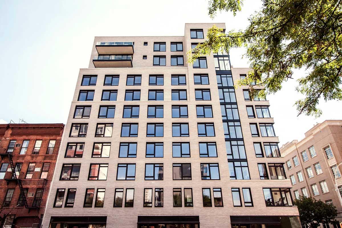 برترین ساختمان های آجری 2018