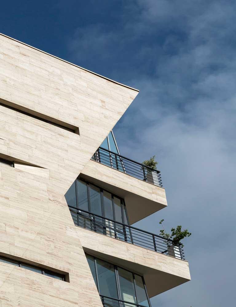 طراحی ساختمان مسکونی میگون