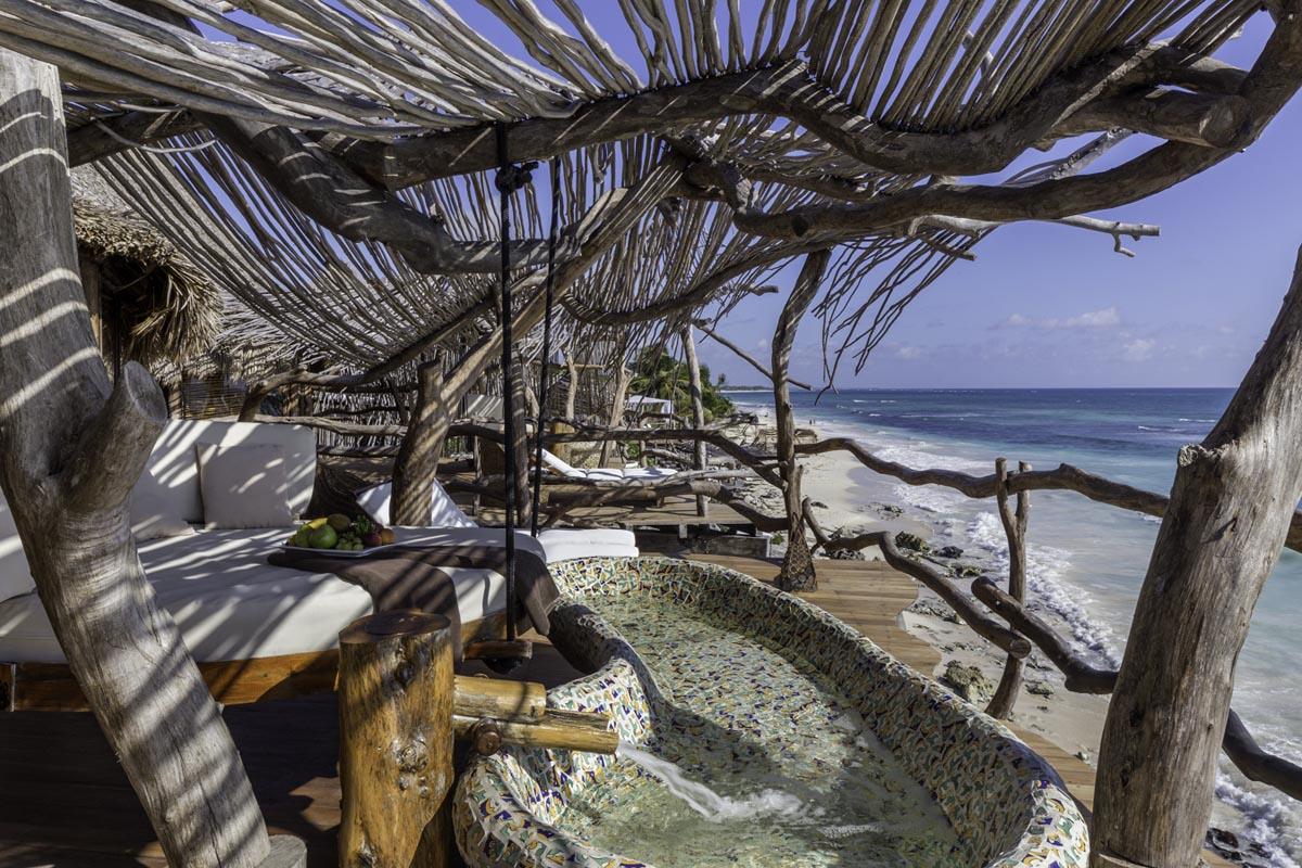 طراحی هتل ساحلی