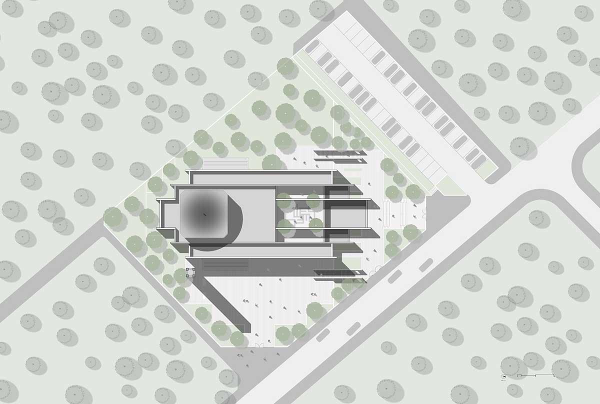 سایت پلان مسجد