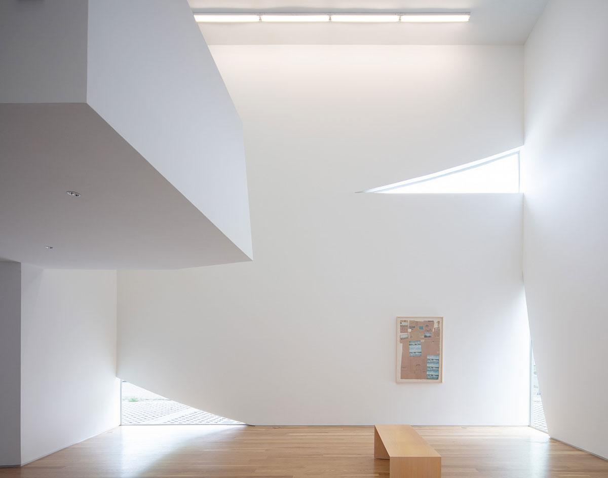 طراحی گالری هنری