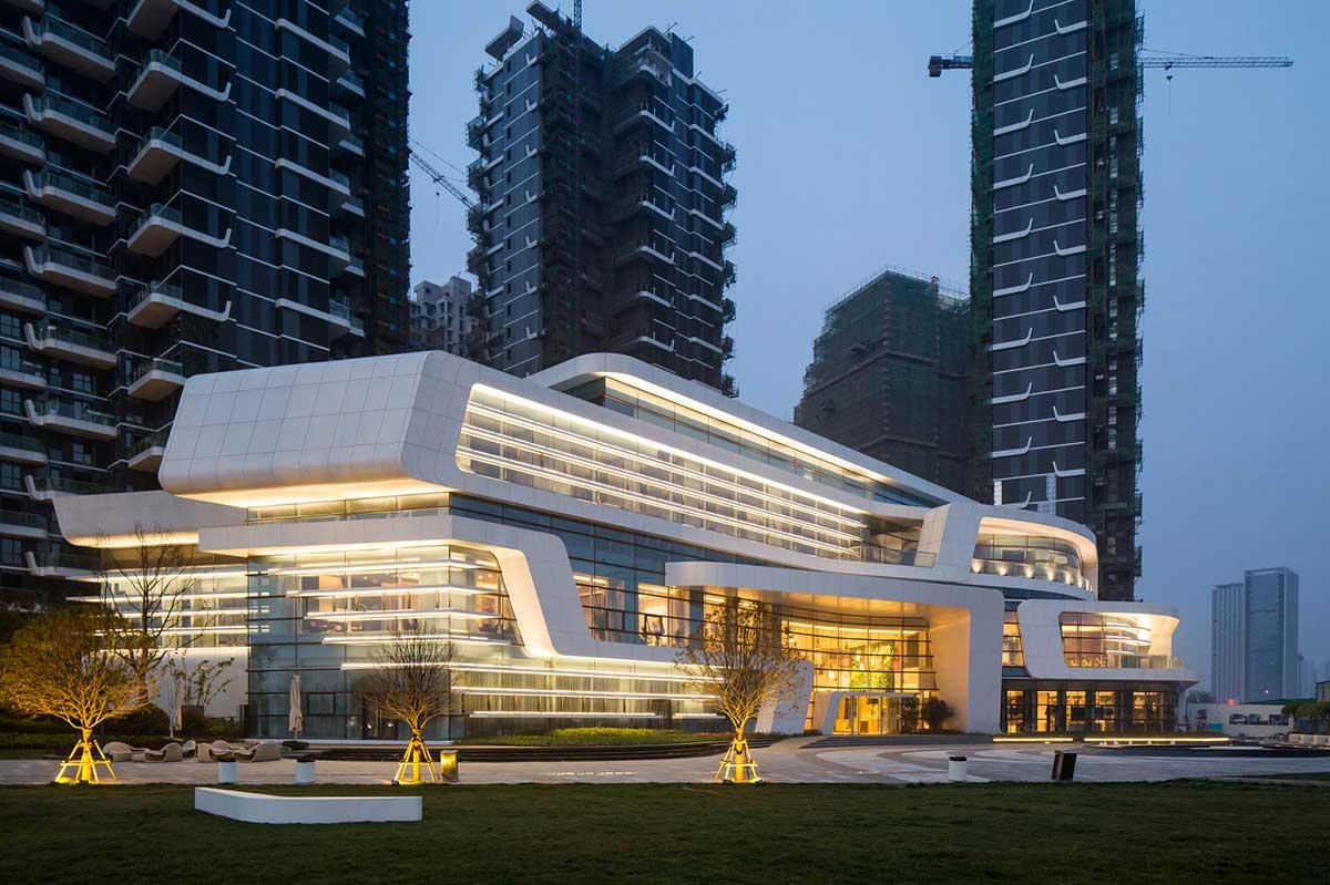طراحی شهرک مسکونی
