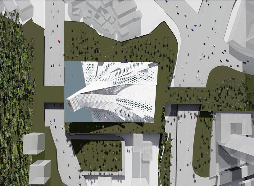 طراحی مسجد معاصر