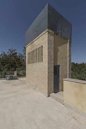 معماری ویلا جلال آباد