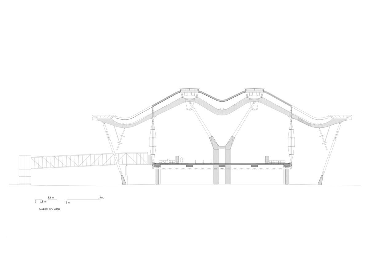 معماری فرودگاه