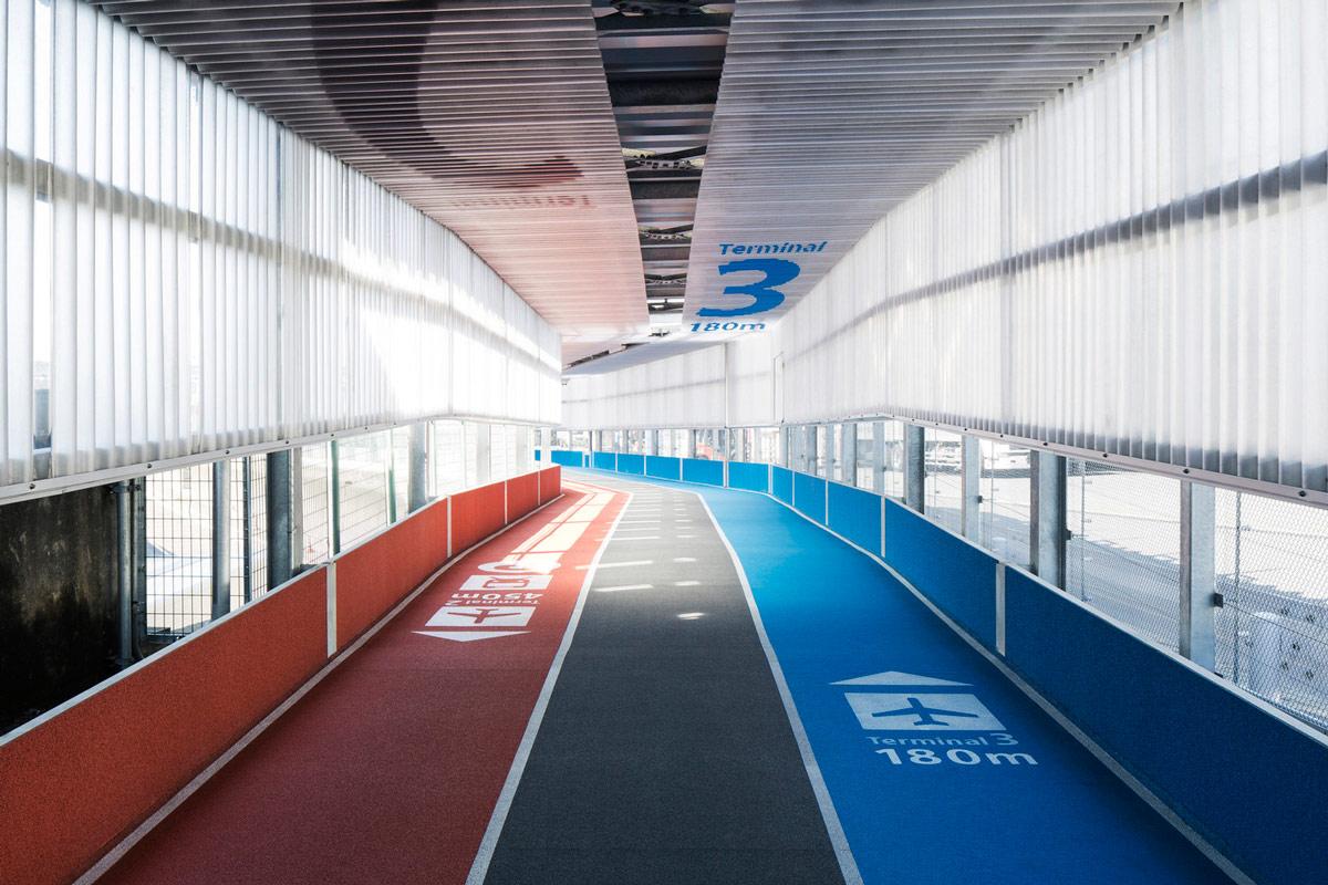 طراحی معماری فرودگاه