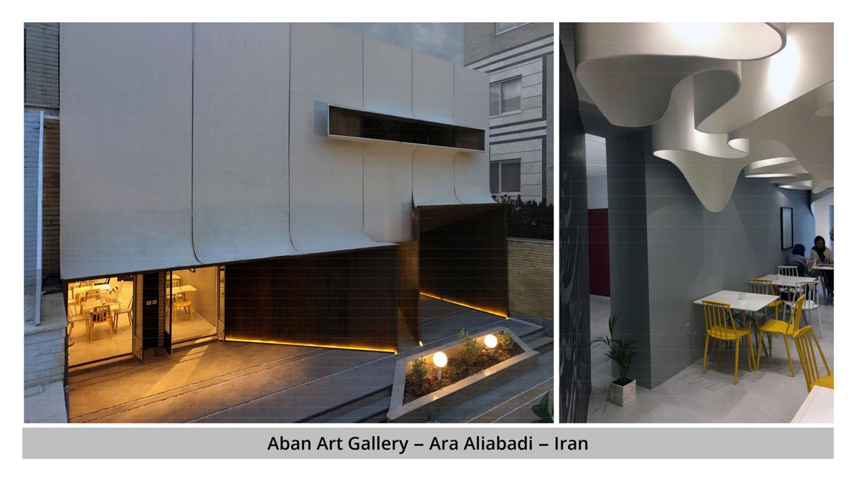 گالری هنری آبان