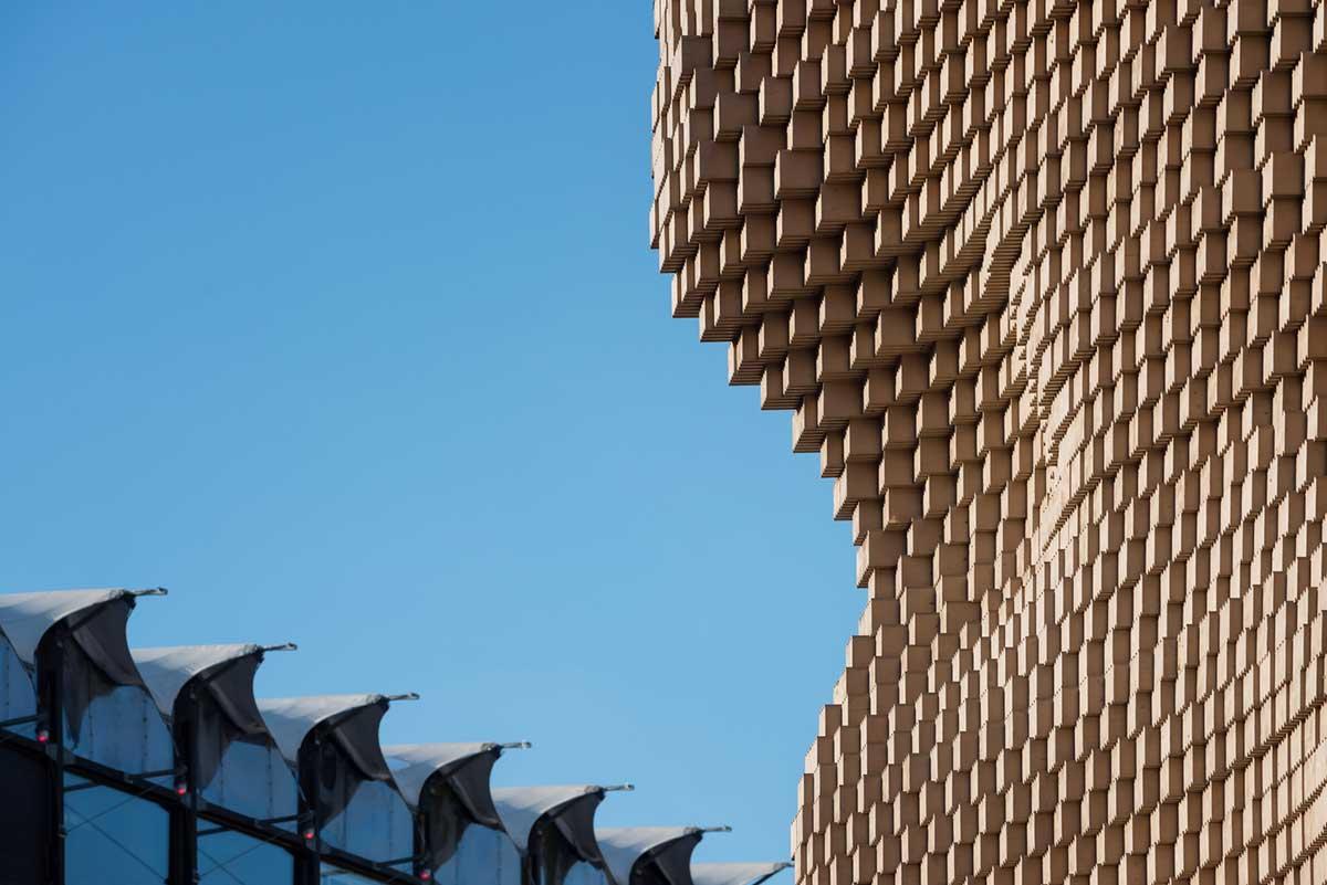 معماری ساختمان اداری