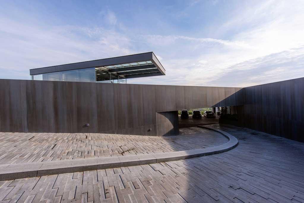 طراحی مجتمع مسکونی