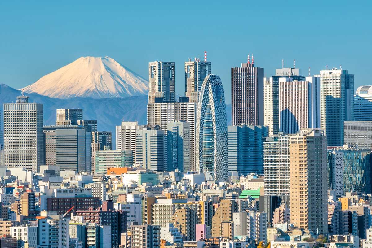 عکس شهرتوکیو
