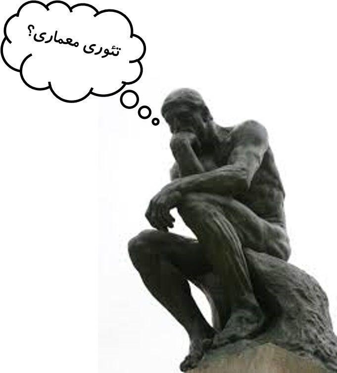 تئوری,   معماری,,