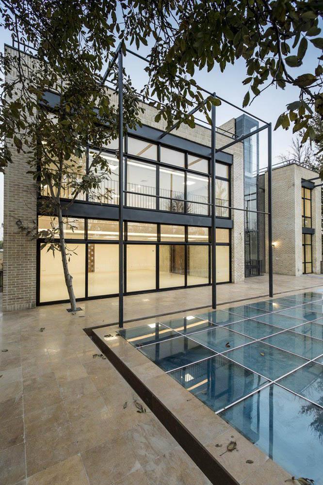 معماری مدرن ایران