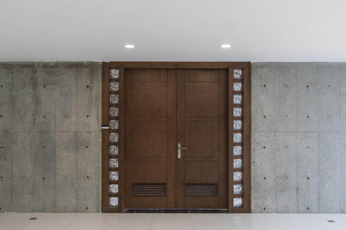 درب معمارانه