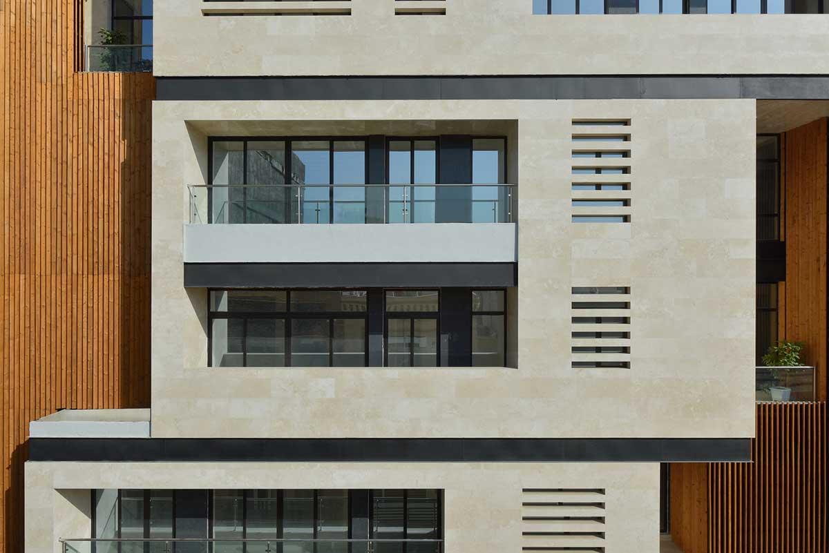 ساختمان مسکونی سالاریه
