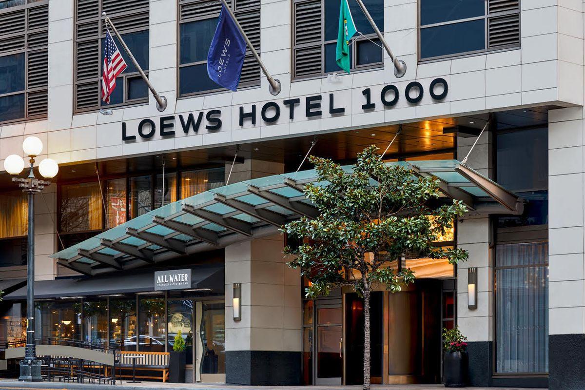 هتل 1000 سیاتل