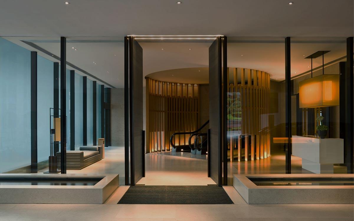 هتل upper house هنگ کنگ