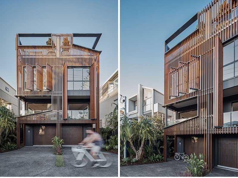 طراحی نمای آپارتمان