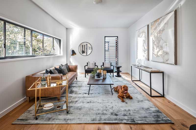طراحی داخلی خانه ی مدرن