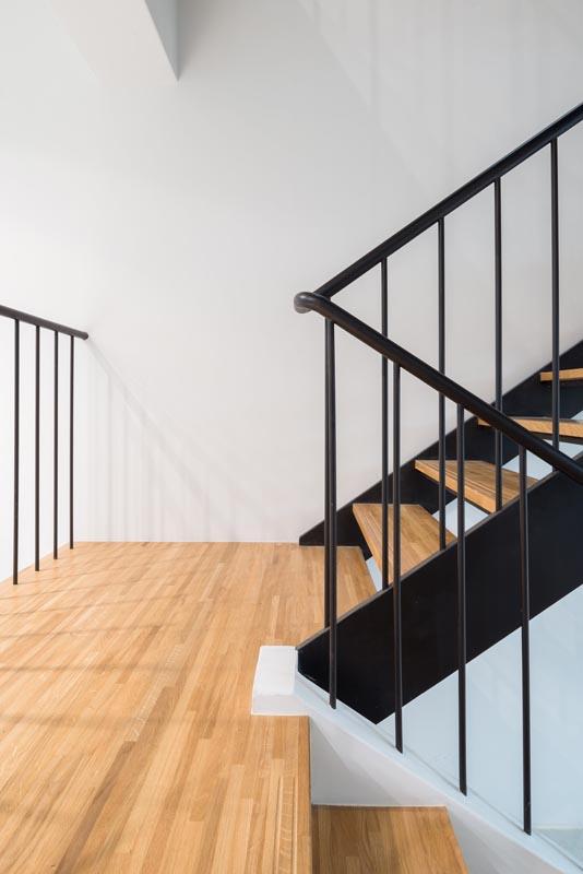 طراحی پله در خانه های آپارتمانی