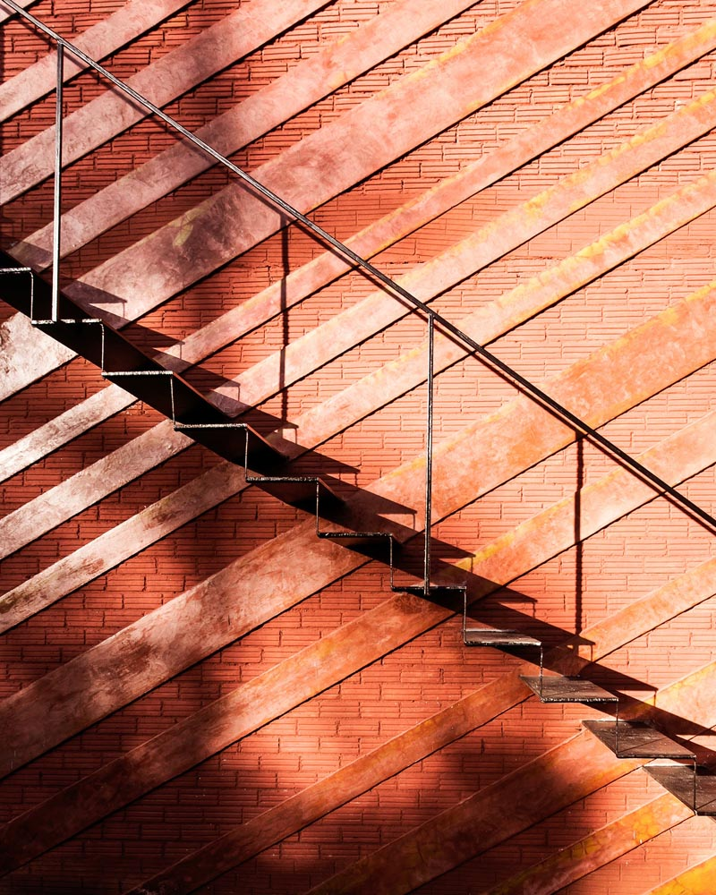 طراحی پله