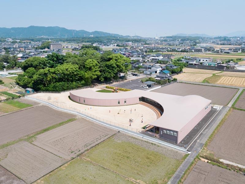 معماری ساختمان آموزشی