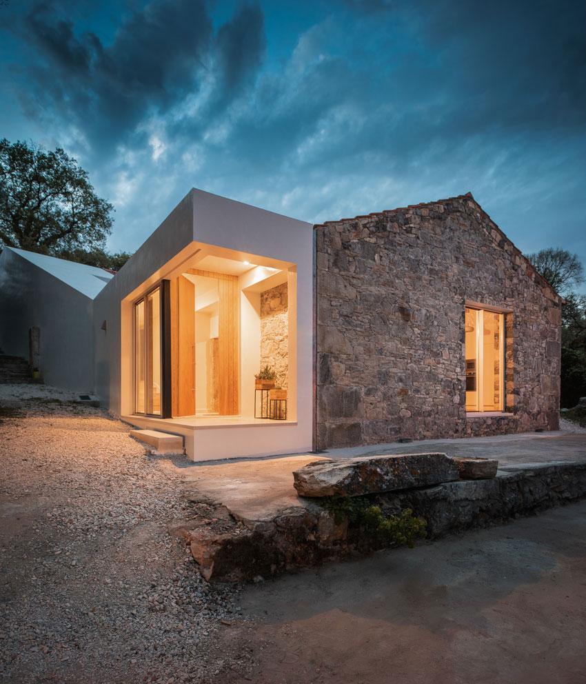 طراحی فضای خصوصی در پشت بام