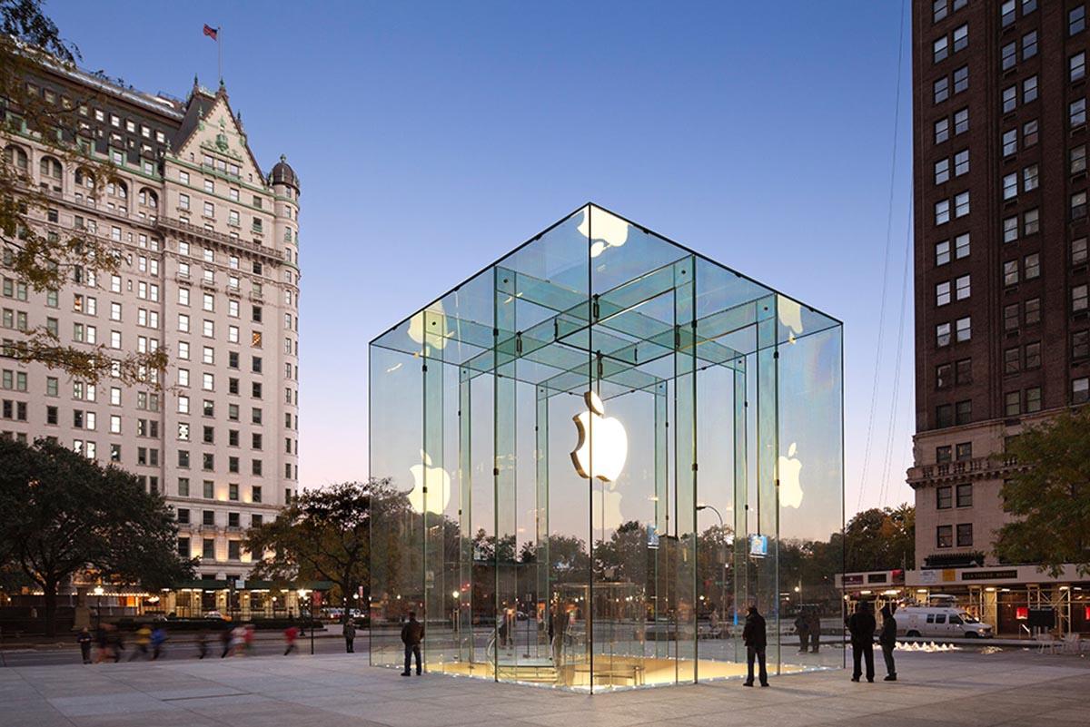 طراحی فروشگاه اپل