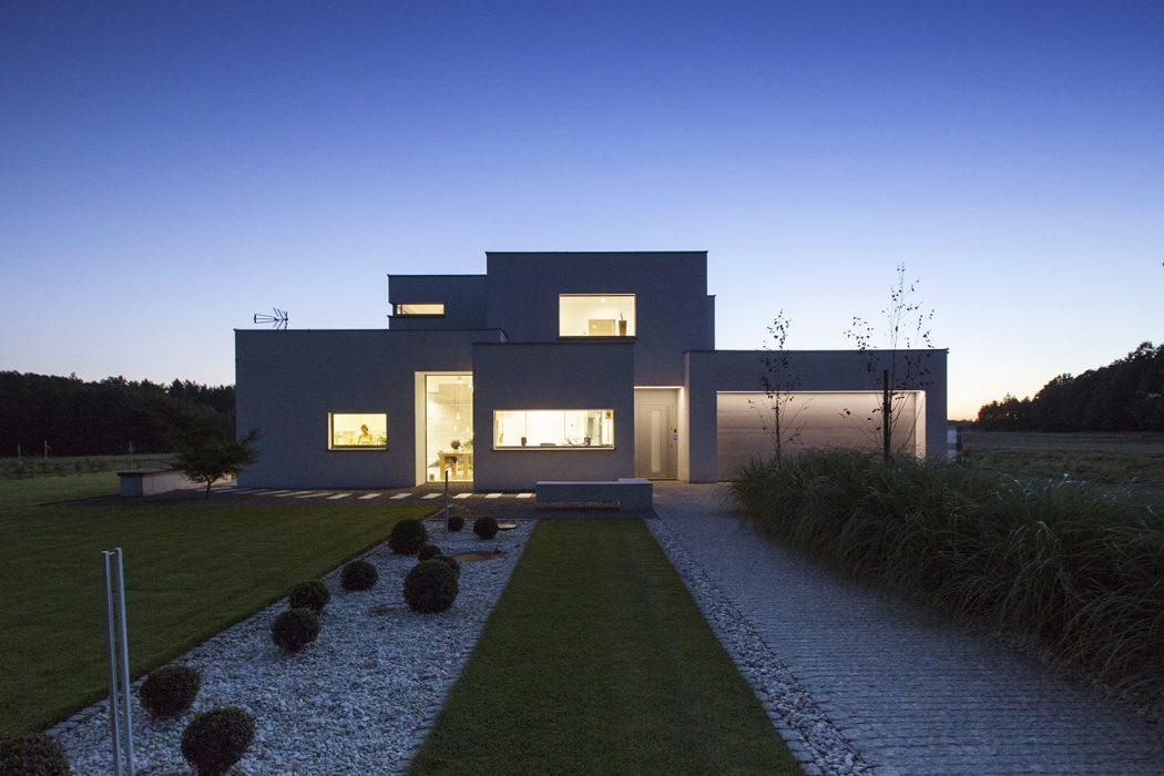 معماری ویلا