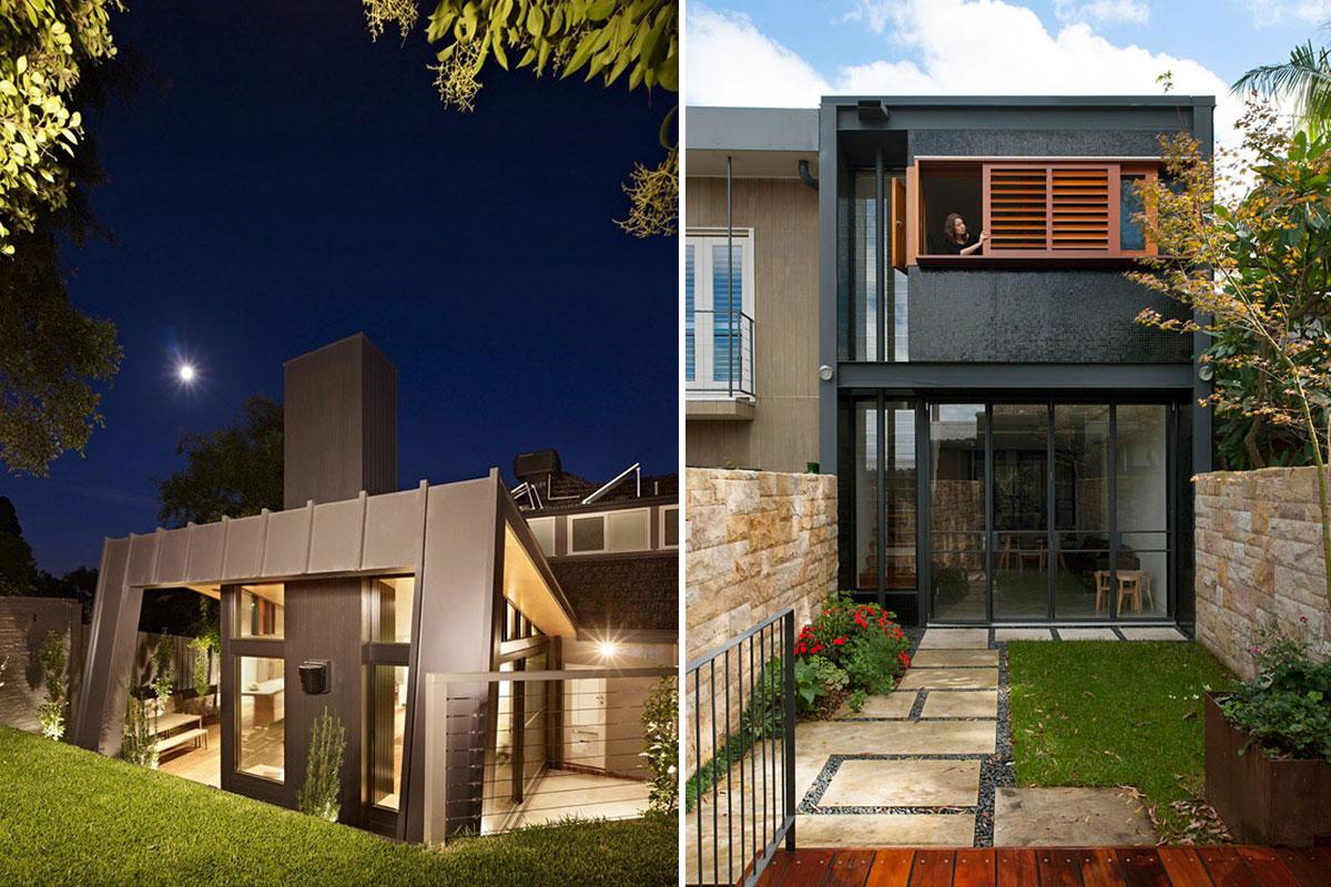 معماری و طراحی ویلای مدرن