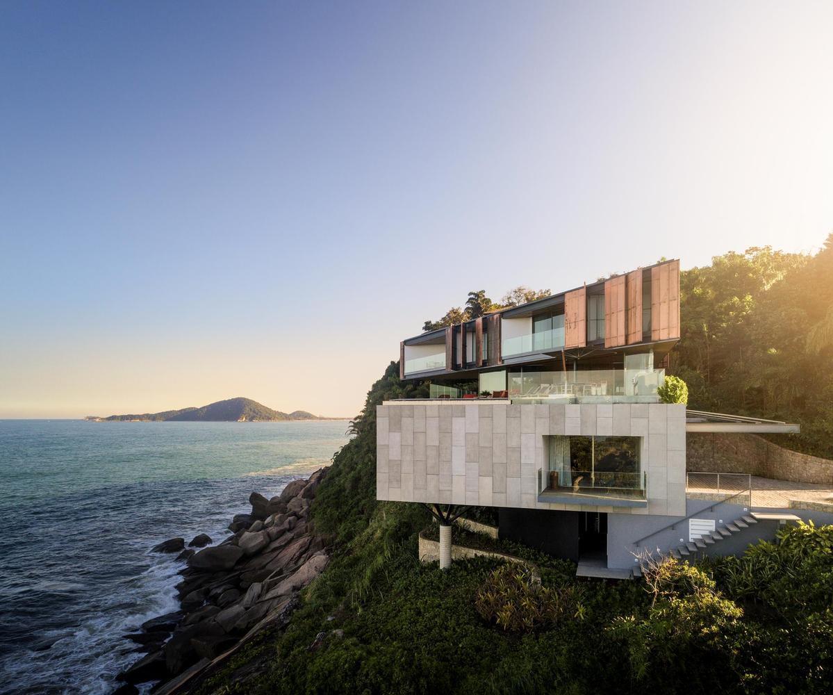 محبوب ترین خانه های  سال  2019 در وبسایت ArchDaily